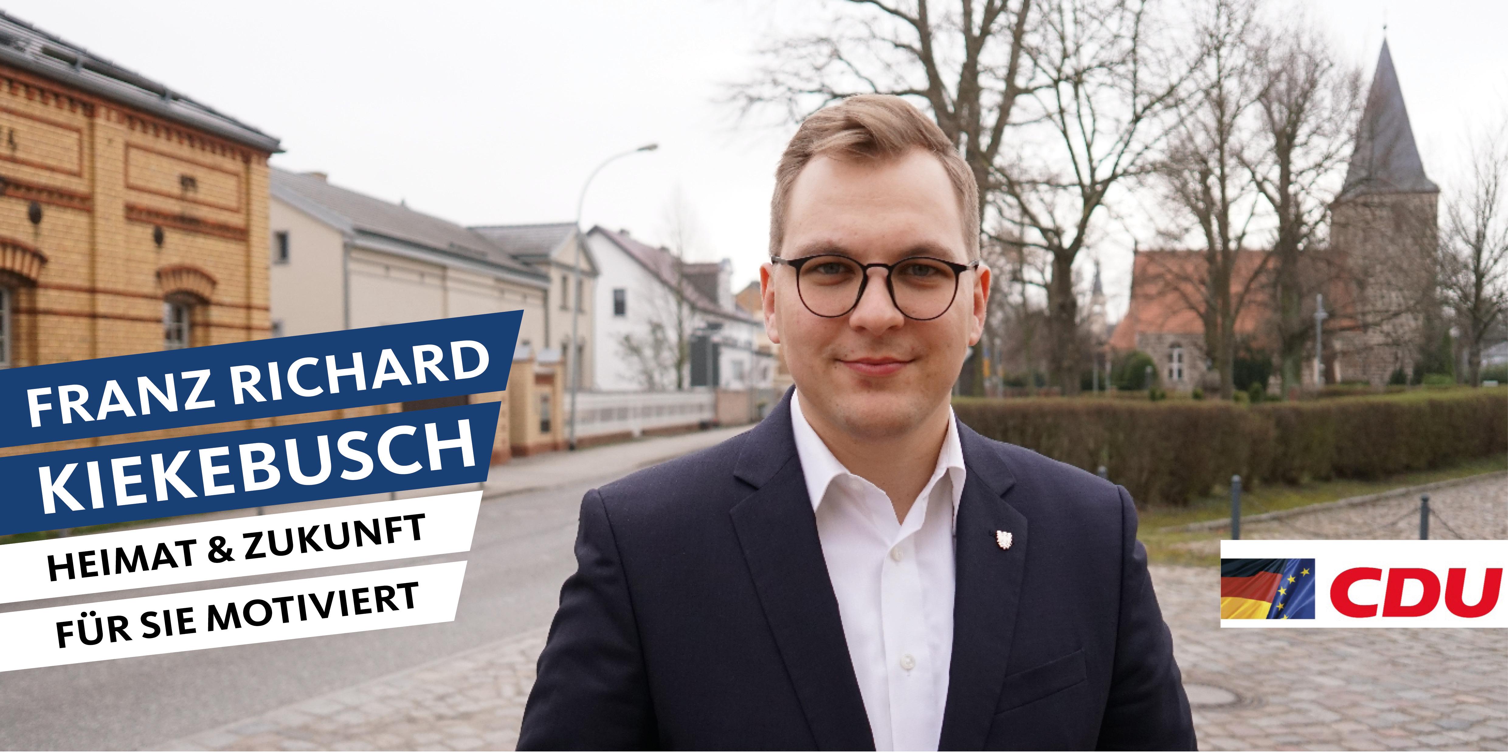 Franz Richard Kiekebusch